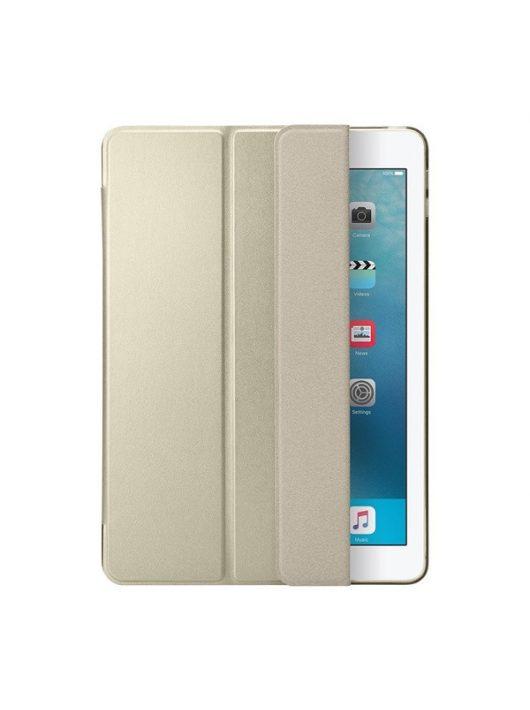 """Spigen Smart Fold Apple iPad 9,7"""" (2017/2018) oldalra nyíló tok, arany"""
