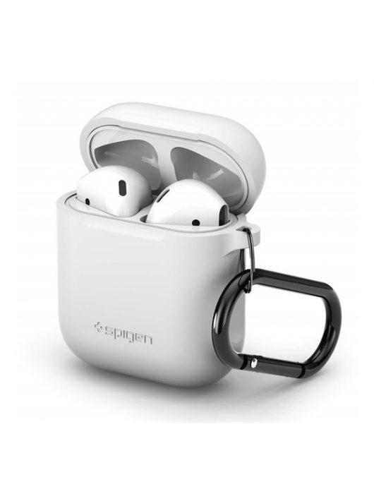 Spigen Apple Airpods tok, fehér