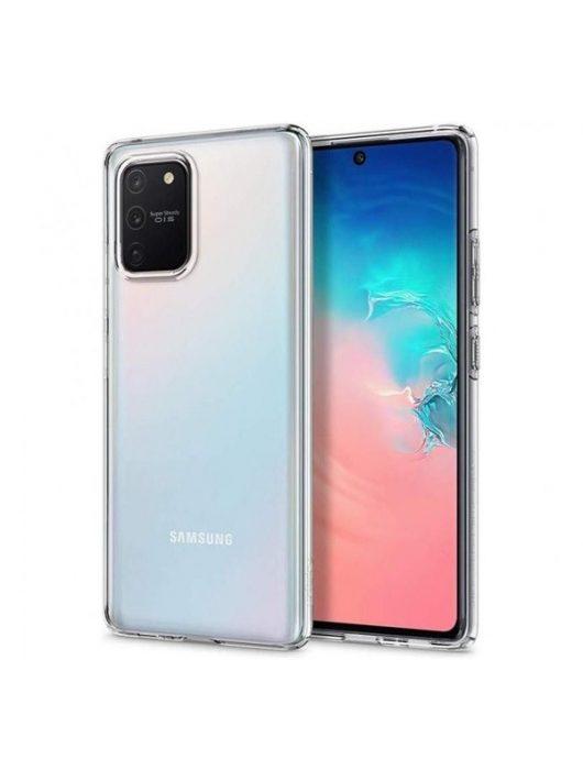 Spigen Liquid Crystal Samsung Galaxy S10 Lite Crystal Clear tok, átlátszó