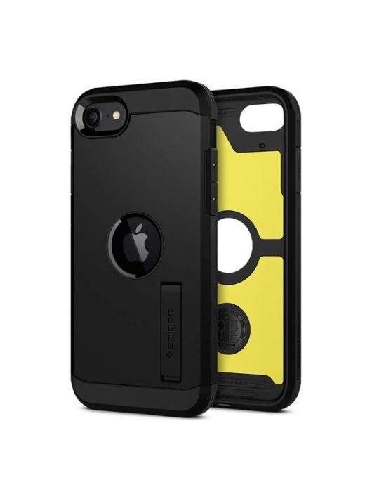 Spigen Tough Armor Apple iPhone SE(2020) Black tok, fekete